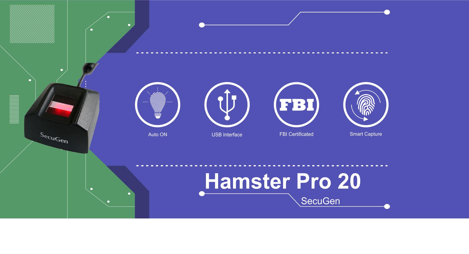 Hamster Pro 20