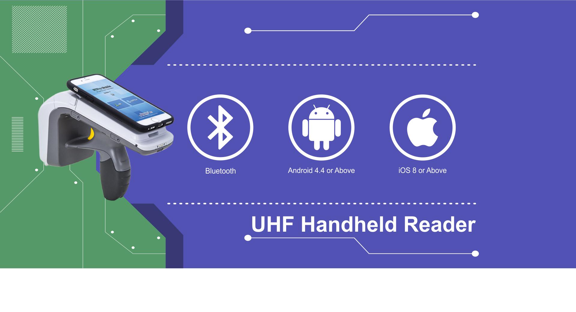 UHF Handheld